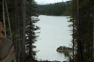 negociable superbe terrain a vendre sur les monts valins Saguenay Saguenay-Lac-Saint-Jean image 1