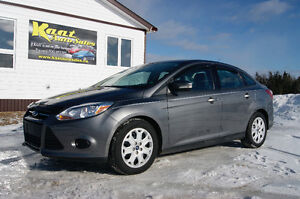 2013 Ford Focus SE LOADED Sedan