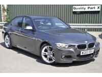 2013 BMW 3 Series 3.0 330d BluePerformance M Sport Sport Auto (s/s) 4dr