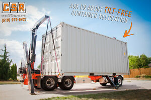 PORTABLE STORAGE CONTAINERS // COXON'S SALES & RENTALS LTD. Windsor Region Ontario image 3