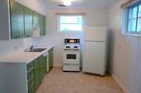 1 BR BASEMENT SUITE- INCLUDES UTIL-CABLE-INTERNET- NW INNERCITY