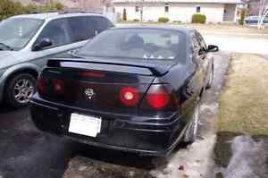 FOR SALE BLACK 2005 CHEVY IMPALA Stratford Kitchener Area image 3