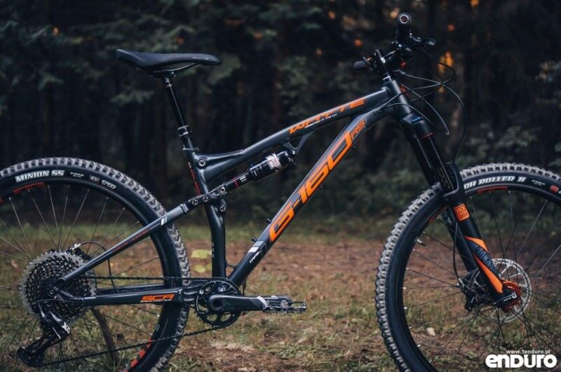 Large 2017 Whyte g160rs (works spec )