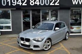 2013 13 BMW 1 SERIES 2.0 116D M SPORT 114 BHP 5DR 6SP ECO DIESEL HATCHBACK