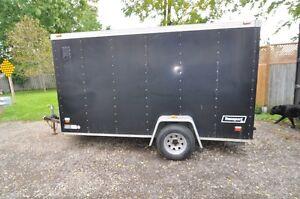 haulmark 6x12 enclosed trailer