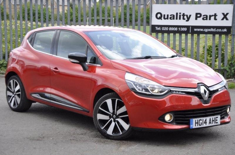 2014 Renault Clio 0.9 TCe Dynamique S 5dr (start/stop, MediaNav)