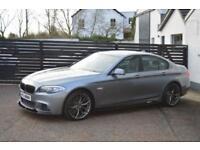2012 BMW 5 SERIES 520D M SPORT AUTO FBMWSH TOP SPEC