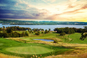 Golf Cottage Stay & Play Packages From $99/Night/Person