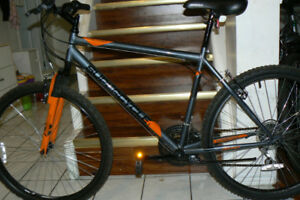 HANDSOME EXTRA Large Mountain Bike- FRONT SHOCKS-Upto 6 Ft 1 In