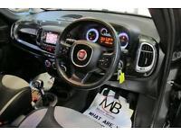 2014 FIAT 500L MPW 1.3 Multijet 85 Pop Star 5dr [7 Seat]