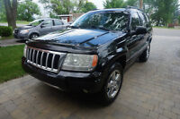 2004 Jeep Grand Cherokee Limited *Cuir *Mags *A/C