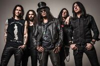 Two tickets for Slash on Saturday October 10