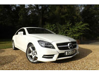 2013 Mercedes-Benz CLS250 2.1CDI Sport AMG AUTO TIPTRONIC 36K FMBSH 1 OWNER 19""