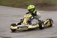 Racing Go Kart and all equipment