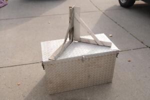 Aluminum Truck bed tool box