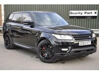 2013 Land Rover Range Rover Sport 3.0 SD V6 HSE Dynamic Station Wagon 4x4