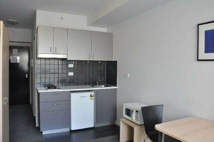 Good Opportunity to live in a Fully Furnished Studio in CBD Melbourne CBD Melbourne City Preview