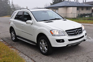 2008 Mercedes-Benz ML350 4Matic Fully Loaded SUV, Sale or Trade