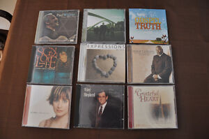 Christian CDs, Lot #8 - NEW PRICE