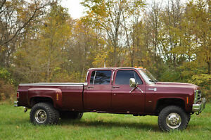 Looking for a square body chevy 2500 3500 pre TBI.