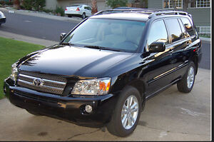 2006 Toyota Highlander Limited SUV, Crossover