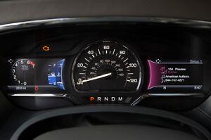 Ford digital display gauge cluster calibration