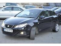 2012 Seat Ibiza 1.4 16v SE Copa SportCoupe 3dr