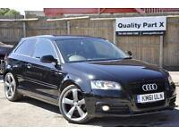 2012 Audi A3 2.0 TDI Black Edition 3dr