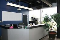 """Turn Key"" Prime West Edmonton Furnished Office Space For Lease"