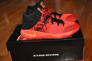 Kyrie 2 basketball shoes size 5.5