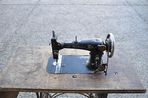 BABA'S ANTIQUE SEARS ROBUCK & CO SEWING MACHINE Strathcona County Edmonton Area image 2