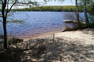 Lakefront Cabins from $650/wk.Still some weekly Aug.availabilty
