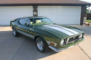 Ford Mustang Mach1 Fastback 351 Cleveland 5,8 V8