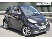 2014 Smart Fortwo 1.0 MHD 21 Cabriolet Softouch 2dr