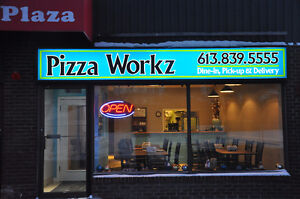 Profitable Diner and Pizzeria Restaurant - Dine-in and Delivery