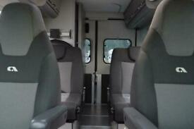 Adria Twin 500 S FIAT 2 BERTH 4 TRAVEL SEAT MOTORHOME