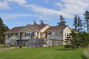 Executive Home – Beach Side Retirement Dream In PEI