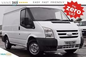 Ford Transit NO VAT 260 SWB SHR
