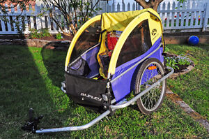 Burley D'Lite Toddler Trailer - In great shape!