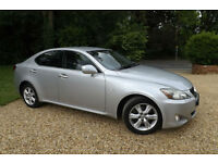 2007 56 Lexus IS 220d 2.2TD 71K LOW MILES FSH 52 MPG ECO DIESEL RELIABLE JAP CAR