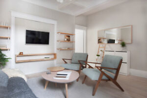 3 Bedroom Student Apartment just 2 minutes from Concordia U!