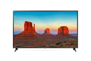 "Brand new LG 43"" SMART UHD LED TV - 43UK6300BUB"
