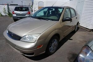 Ford Focus ZX4 SE 2007