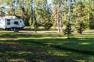 Cabin Rental Seasonal RV Sites