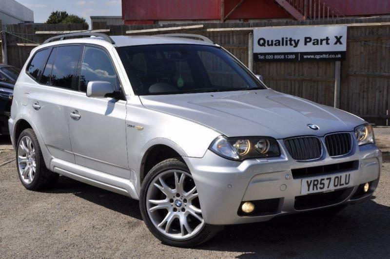 2008 bmw x3 3 0 sd m sport 5dr in wembley london gumtree. Black Bedroom Furniture Sets. Home Design Ideas