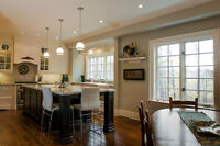 CUSTOM CABINETRY AND CARPENTRY
