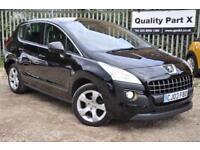 2012 Peugeot 3008 1.6 HDi FAP Sport SUV 5dr