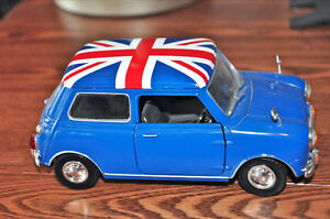 Diecast Collector (Volkswagon, Austin Mini-Cooper) - Large Size