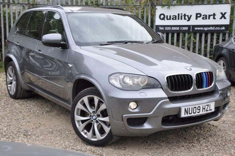 2009 bmw x5 3 0 30d m sport 5dr in harrow london gumtree. Black Bedroom Furniture Sets. Home Design Ideas