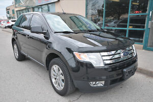 2010 Ford Edge LIMITED-PANO ROOF-ALLOYS-NO ACCIDENT-CERTIFIED!